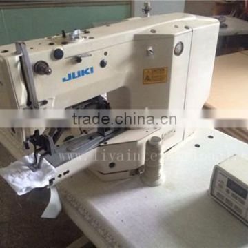 Japan JUKI LK40 Second Hand Used Juki Bartack Sewing Machine For Inspiration Used Juki Sewing Machine For Sale