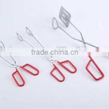 HIGH QUALITY Food Tong with Chrome Plate STAINLESS STEEL serving tong