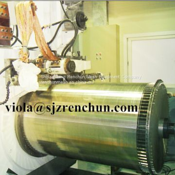 Supply Wedge Wire Screen Welding Machine for Liquid Filtration