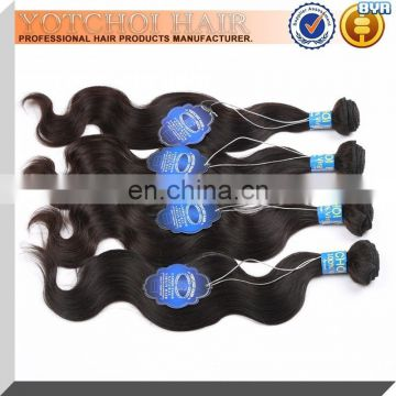 Hair Weaving Body Wave Fashion Source Hair Unprocessed Virgin Malaysian Hair