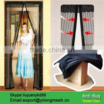 Anti-Bugs Magnetic Mesh Door