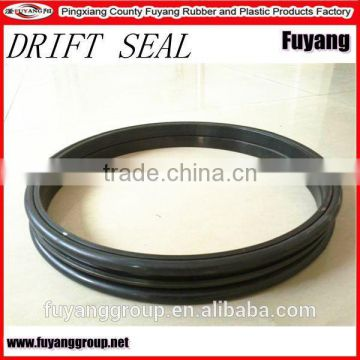 High quality excavator floating seal/floating seal ring