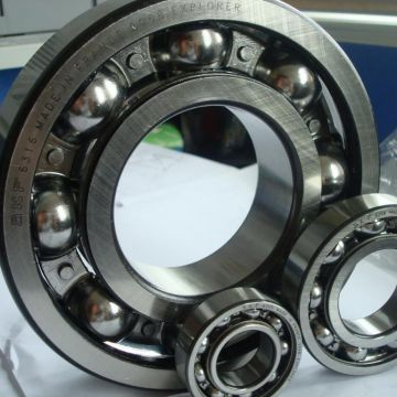 17*40*12 7515/32215 Deep Groove Ball Bearing Chrome Steel GCR15