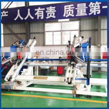 PVC windows and doors assembly machine / 4 angle solder