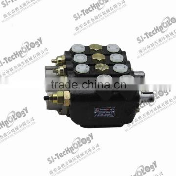 a1050 hydraulic ball valve electric actuator ZT-L12 series hydraulic control valve factory directional valves manufacturers