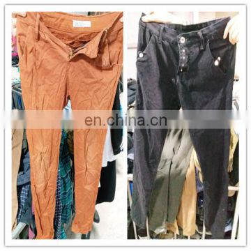 sorted second hand clothes used clothes ladies slim wear