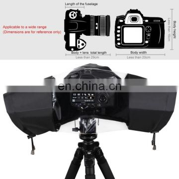 Same Day Shipping Camera Protective Cover,Facotry Stock Camera Rainproof Cover,for Photograph in Rain,Drop Shipping Wholesale