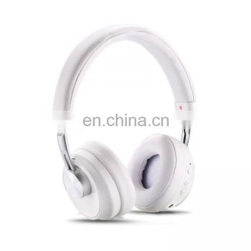 2018 best selling products online shopping REMAX RB-500HB Headband Stereo Wireless Music wireless headset earphone Headphone
