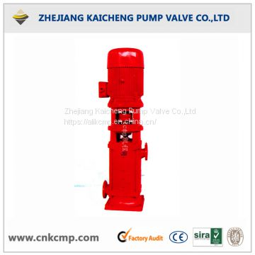 XBD-DL firefighting pump