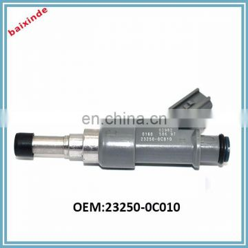 Baixinde High Quality Factory Price Fuel Injector OEM 23250-0C0104Runer Hiace Tacoma