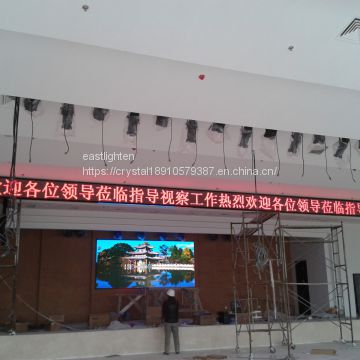the least expensive display screen  LED viewing screen   P1.5625