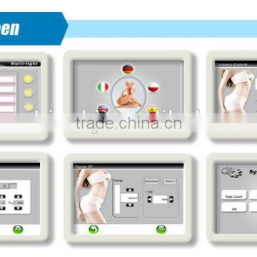 Hot selling mini cheapest weight loss multifunction portable cavitation slimming