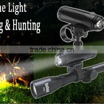 bike lamp BIKE front light hunting lbikers's love! JGL lighting 5JG-BC001 for camping camping flashlight cycling light