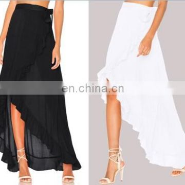 Sexy Women Beach Cover Up Bikini Dress Skirt Summer Long Beach skirts