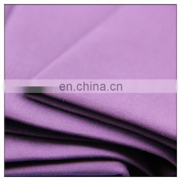cotton stretch double layer lycra spandex fabric