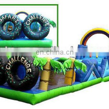 obstacles,inflatable playground,outdoor inflatables OT031