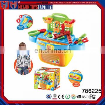 2017 Good sale Interesting design tool toy vehicle toy for kids