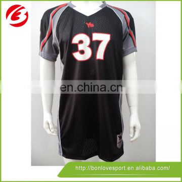 Hot Sell Delicate Multicolor Short Sleeve Rugby Shirt