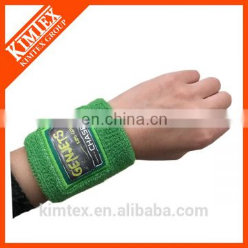 Sports cotton towel wristband