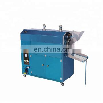 gas peanut roaster machine cocoa beans roaster machine portable peanut roaster machine