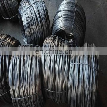 Factory Lowest Prices Black Twist Wire made from Soft Annealed Iron Wire Hot Sale 2/4/6 Strands 0.9mm,1.25mm,1.5mm for Binding