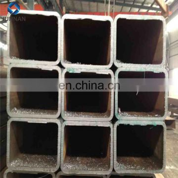 Hot dipped galvanized square steel pipe rectangular steel pipe/ hot dip galvanised steel tubes