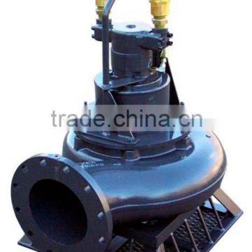 "10"" Hydraulic Submersible High Performance, Solids Handling Pump"