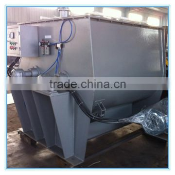 Weightless Double Shaft Paddle Mixer for Dry Mortar Production Plant