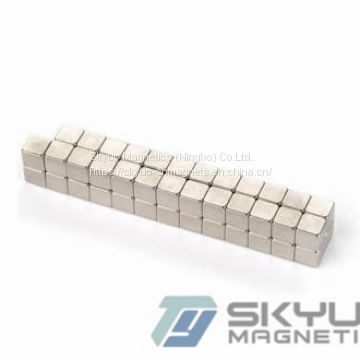 rare earth material N42 magnetization curved ndfeb magnets for generator
