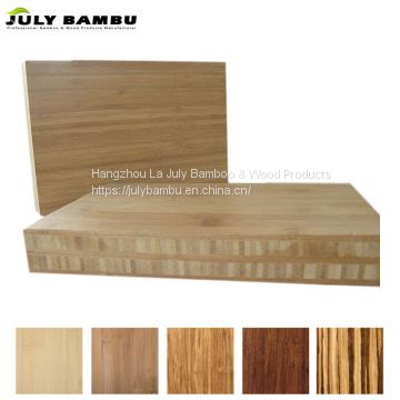 FSC Bamboo Block 3 Ply Vertical Use For Bamboo Kitchen Bench Top
