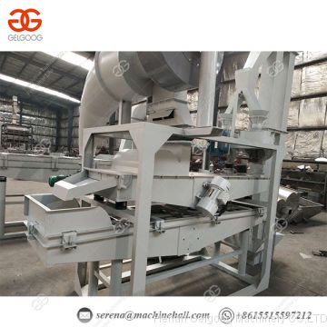 GELGOOG High productivity loose shelling machine pine nuts peeling machine