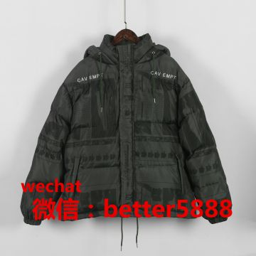 supply Cavempt CE autumn and winter sweaters  jackets down jackets low price and good quality