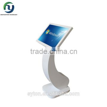 touch screen kiosk totem lcd display all in one pc tv