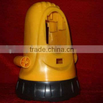The flashlight casing mould