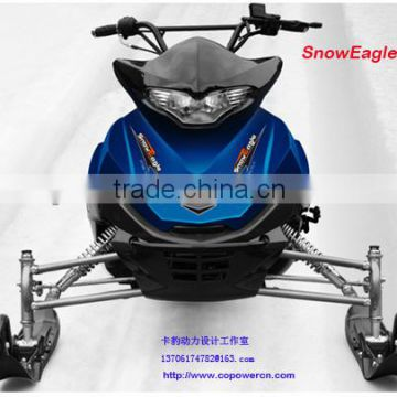 New 320CC electric snow scooter (Direct factory)