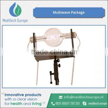 Multiwave Oscillator Original design from George Lakhovsky