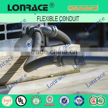 pvc liquid tight metallic flexible conduit