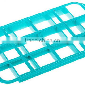 Multi PP plastic food grade square shape cookies cutter mold th-1170