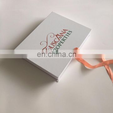 small qty Custom Logo Packing Box for Underwear Apparel Boxes shenzhen Factory Supply