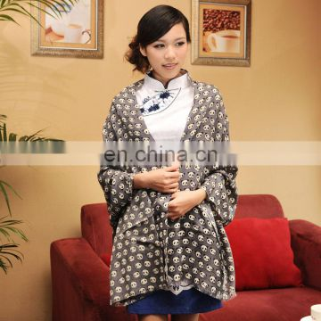 2015 fashion design wool air conditioning stole(WP025AL)