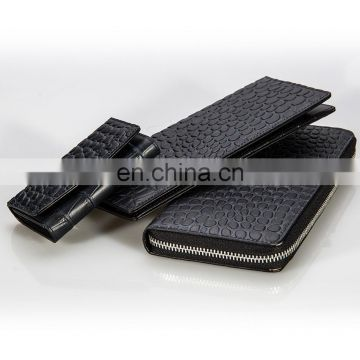 New Product Custom Genuine Leather Roayal Wallet Price