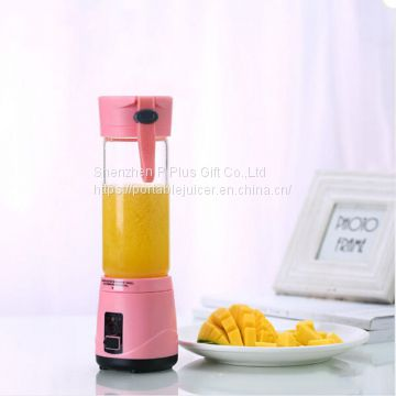 Mini USB Portable Electric Fruit Juicer Smoothie Maker Blender Machine Bottles