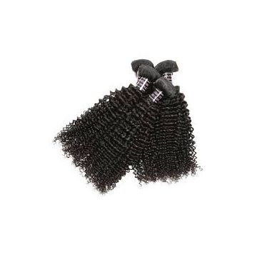 No Chemical Tangle free Malaysian Indian Curly Human Hair