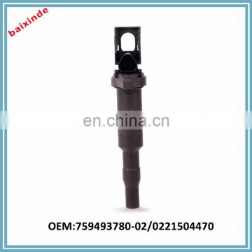 BAIXINDE Auto Parts DQ9110A 0221504470 IGNITION COIL FOR BMWs