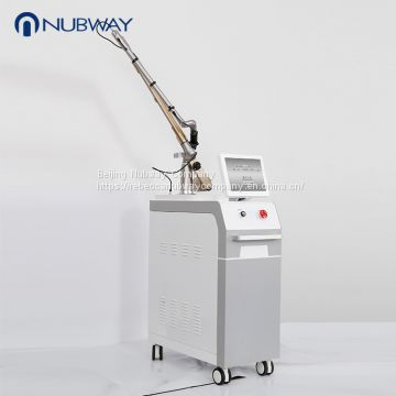 q-switched 1064 nm 532nm nd yag laser 1000w laser machine for tattoo removal