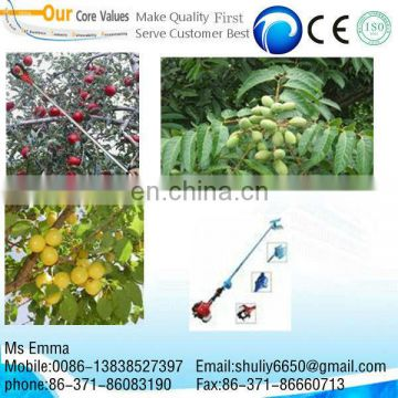 0086-13838527397 gasoline and electric portable olive shaker olive picking machine