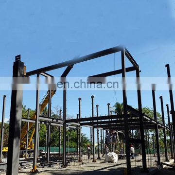 China construction prefabricated steel structure warehouse price