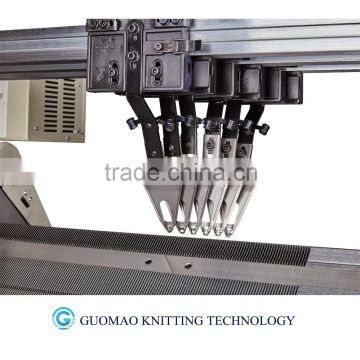 interlock sewing machine computer control