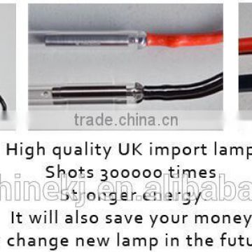 factory offer xenon lamp for ipl and laser machine /ipl laser xenon lamp