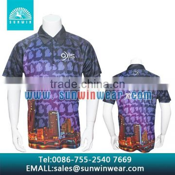 f4893e77a Custom sublimated Zipper Closure navy blue fishing Apparel , fishing shirts  , fishing jersey of Cricket Uniform from China Suppliers - 144958644
